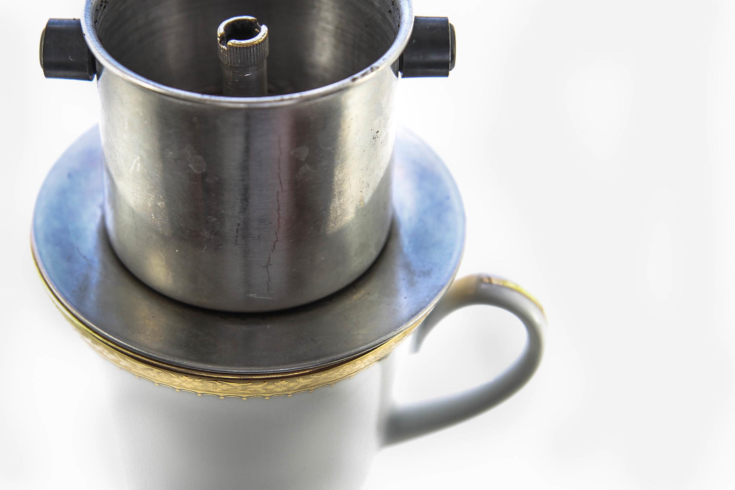 Vietnamese Single-Cup Coffee Filter