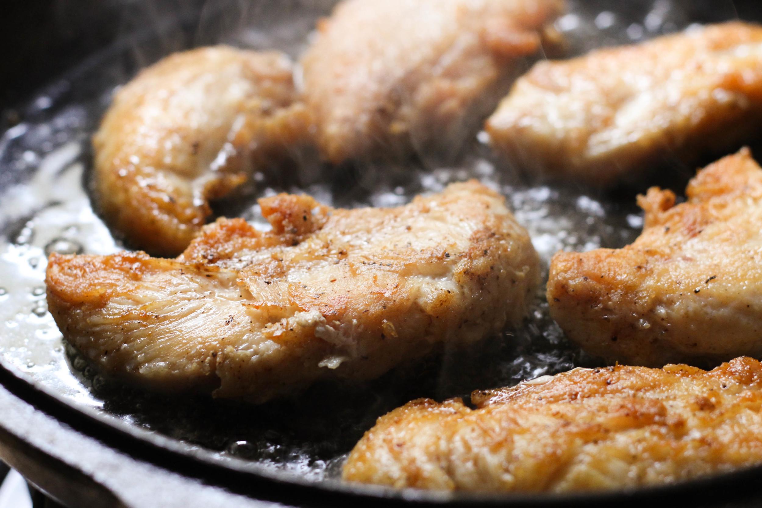 frying-chicken