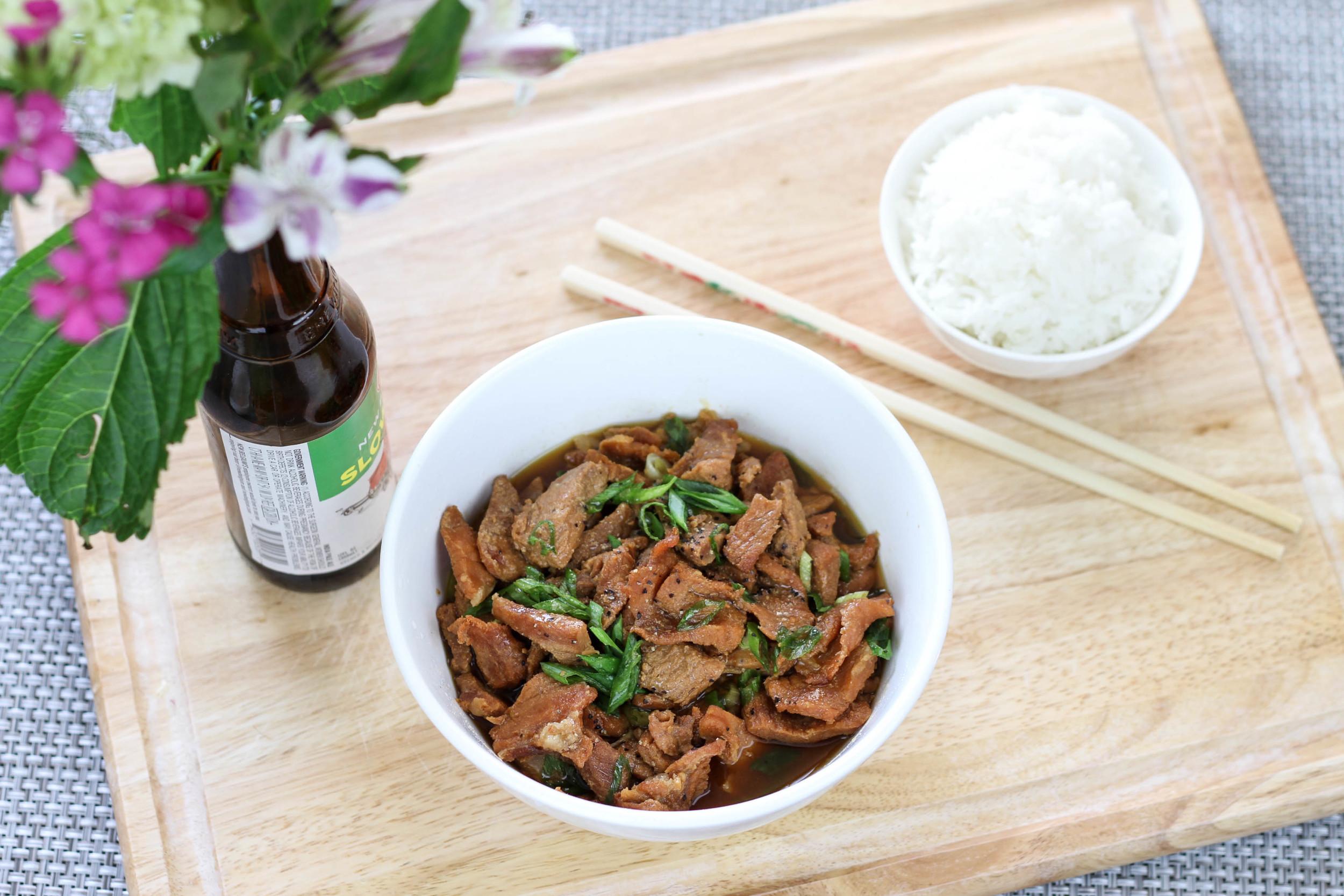 Vietnamese Caramelized Braised Pork (Thit Kho To)