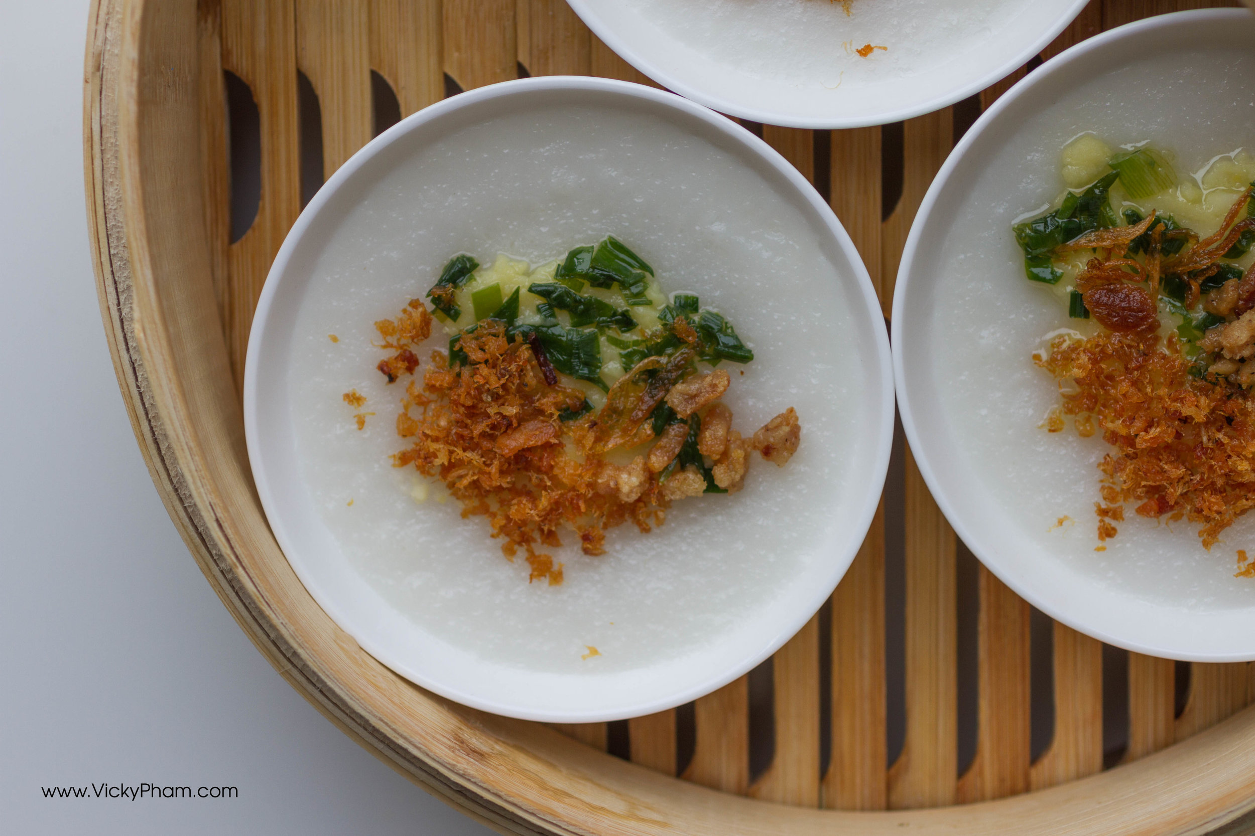 Banh Beo, Vietnamese steamed and savory rice cakes