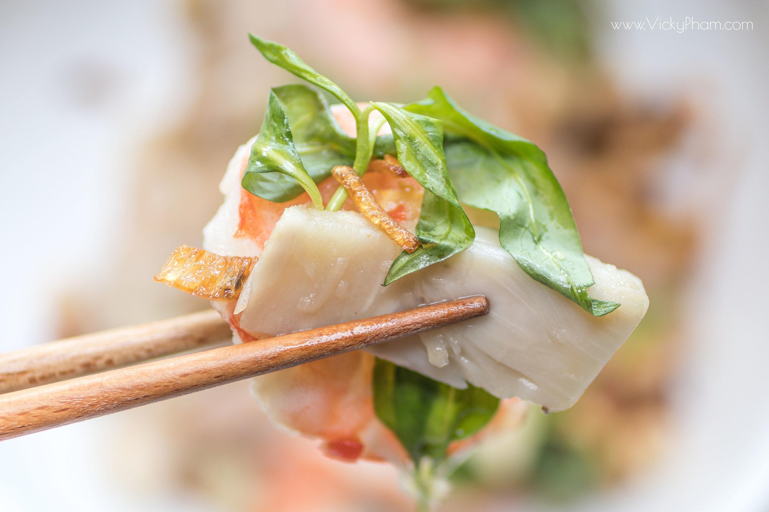 Gỏi Mít Non Tôm (Vietnamese Young Jackfruit and Shrimp Salad)