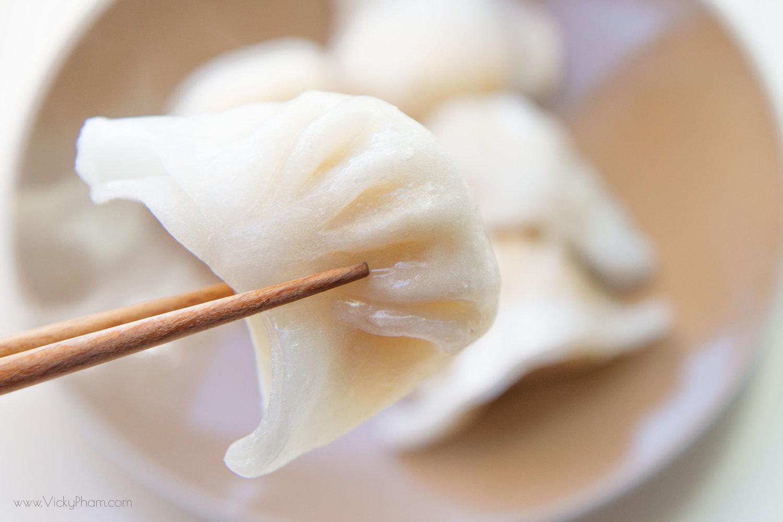 Dim Sum Shrimp Dumplings  (Har Gow/Ha Cao)
