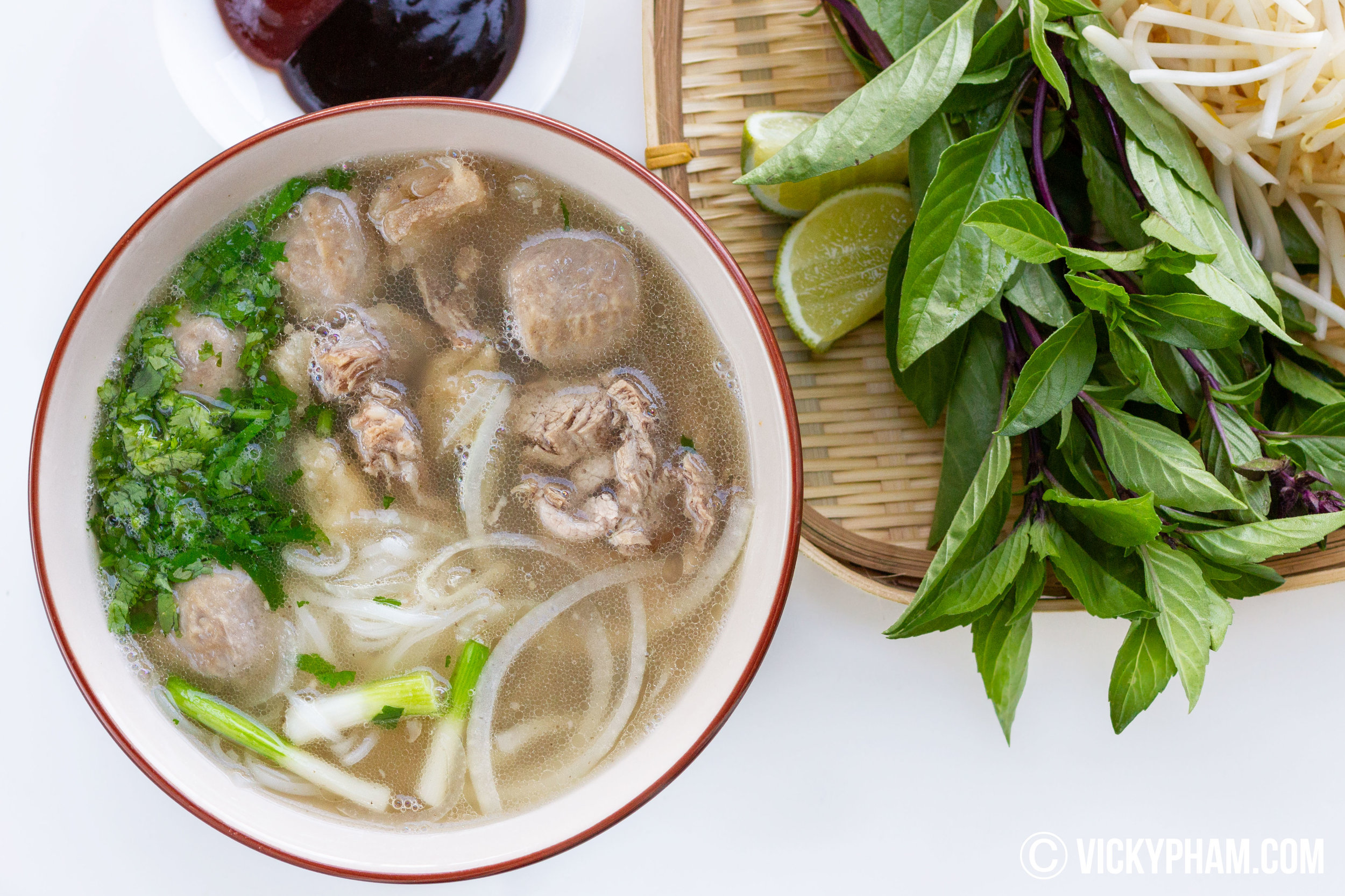 Vietnamese Beef Noodle Soup Pho Bo Vietnamese Home Cooking Recipes