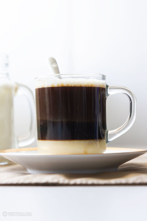 Starbucks Hack Vietnamese Iced Coffee Vietnamese Home Cooking Recipes