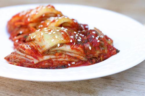 Authentic Korean Napa Cabbage Kimchi Recipe