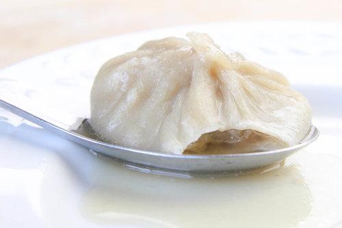 Dim Sum: Chinese Soup Dumpling (Xiao Long Bao)