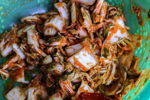 Making Kimchi: A Disaster Story