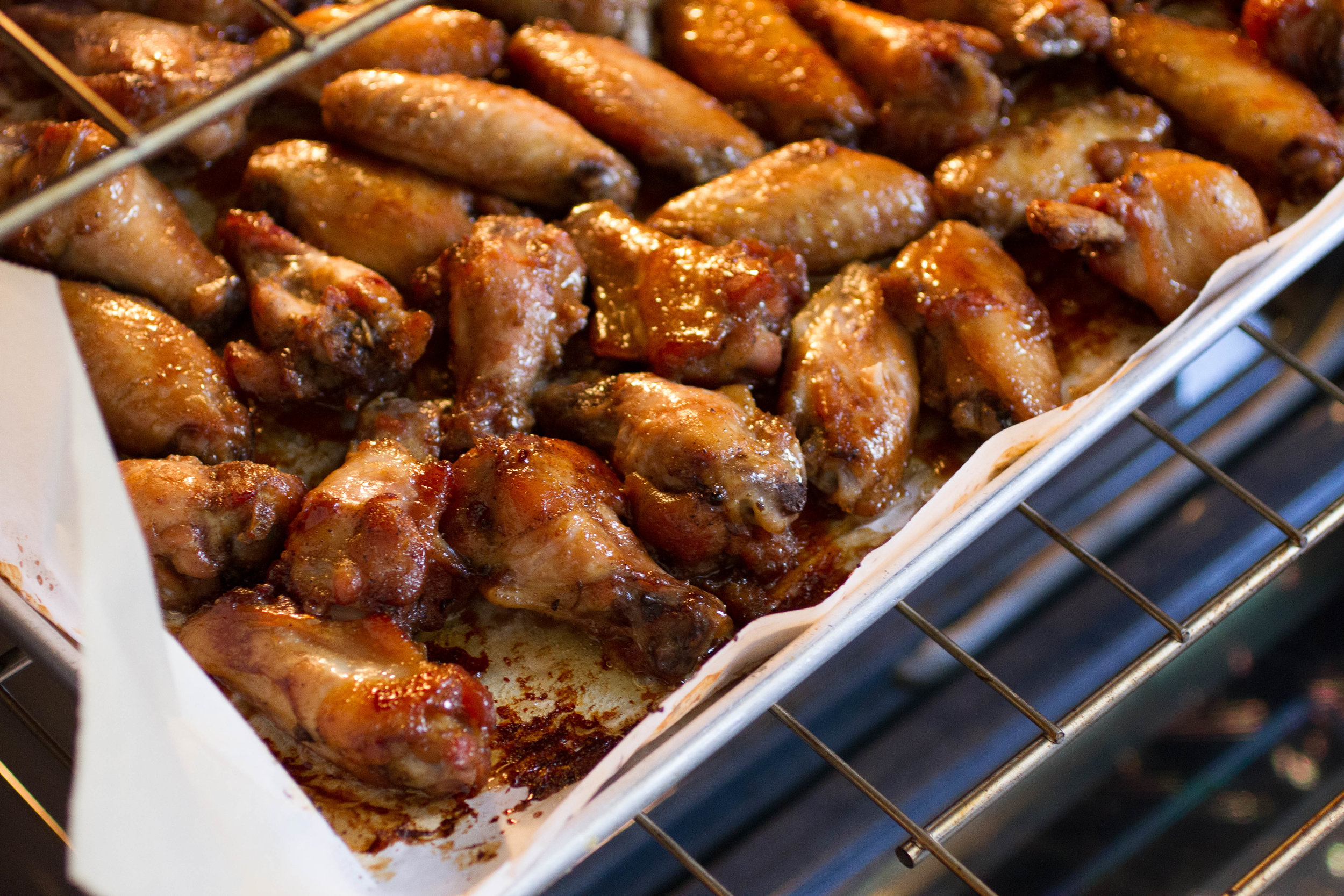 Vietnamese Five Spice Baked Chicken Wings (Canh Ga Nuong)