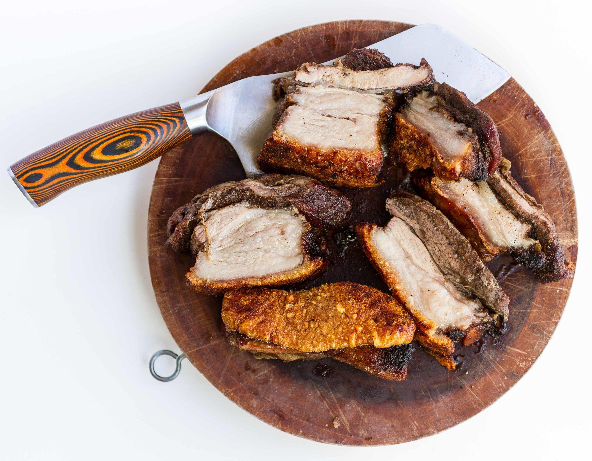 Thịt Heo Quay (Vietnamese Roasted Pork Belly)