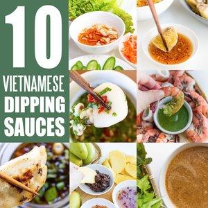 10 Popular Vietnamese Dipping Sauces