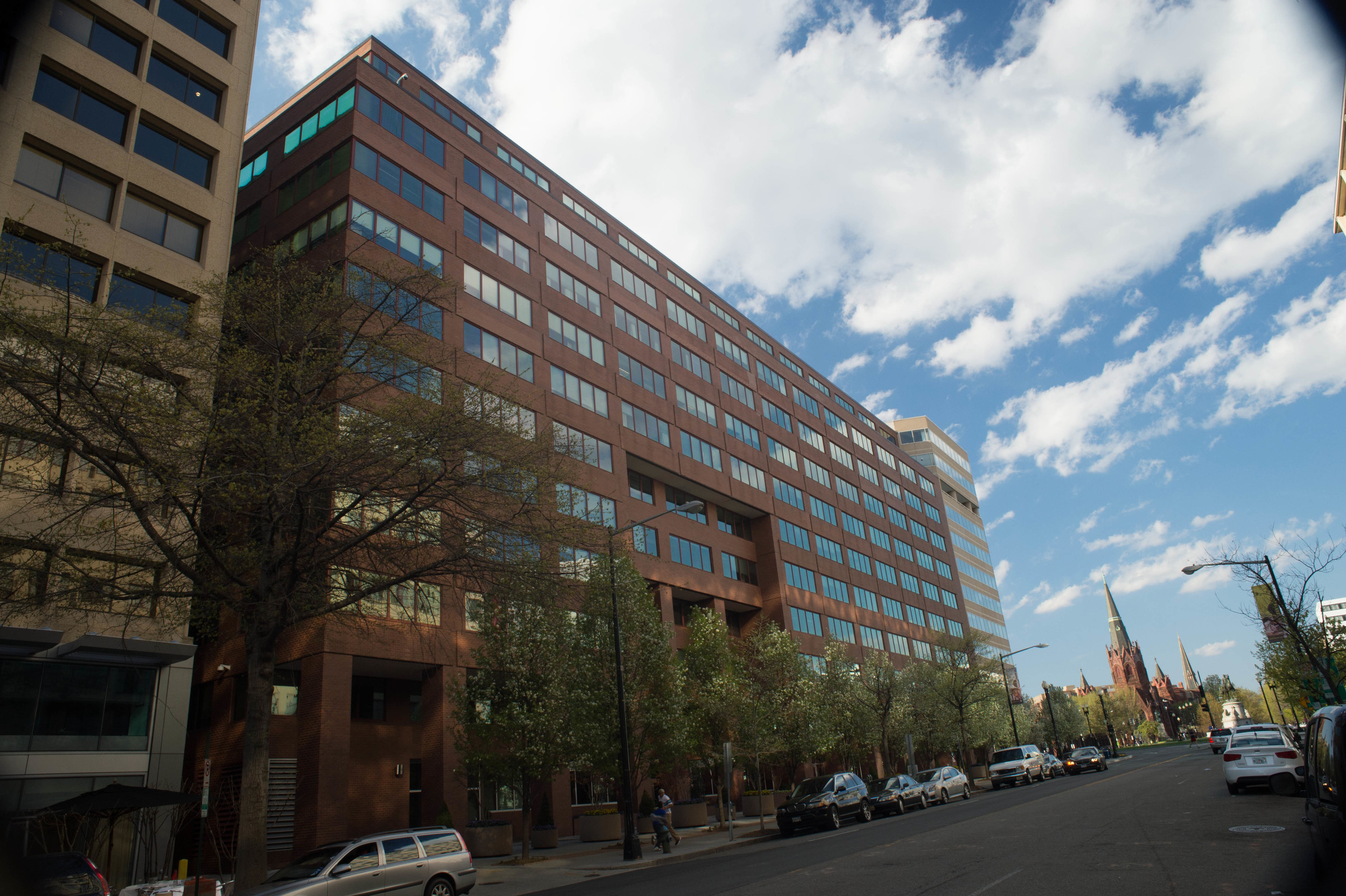 1120 Vermont Ave, NW; Washington, DC 20005   Developed a 500,000-square-foot office building in northwest Washington, DC in 1979.