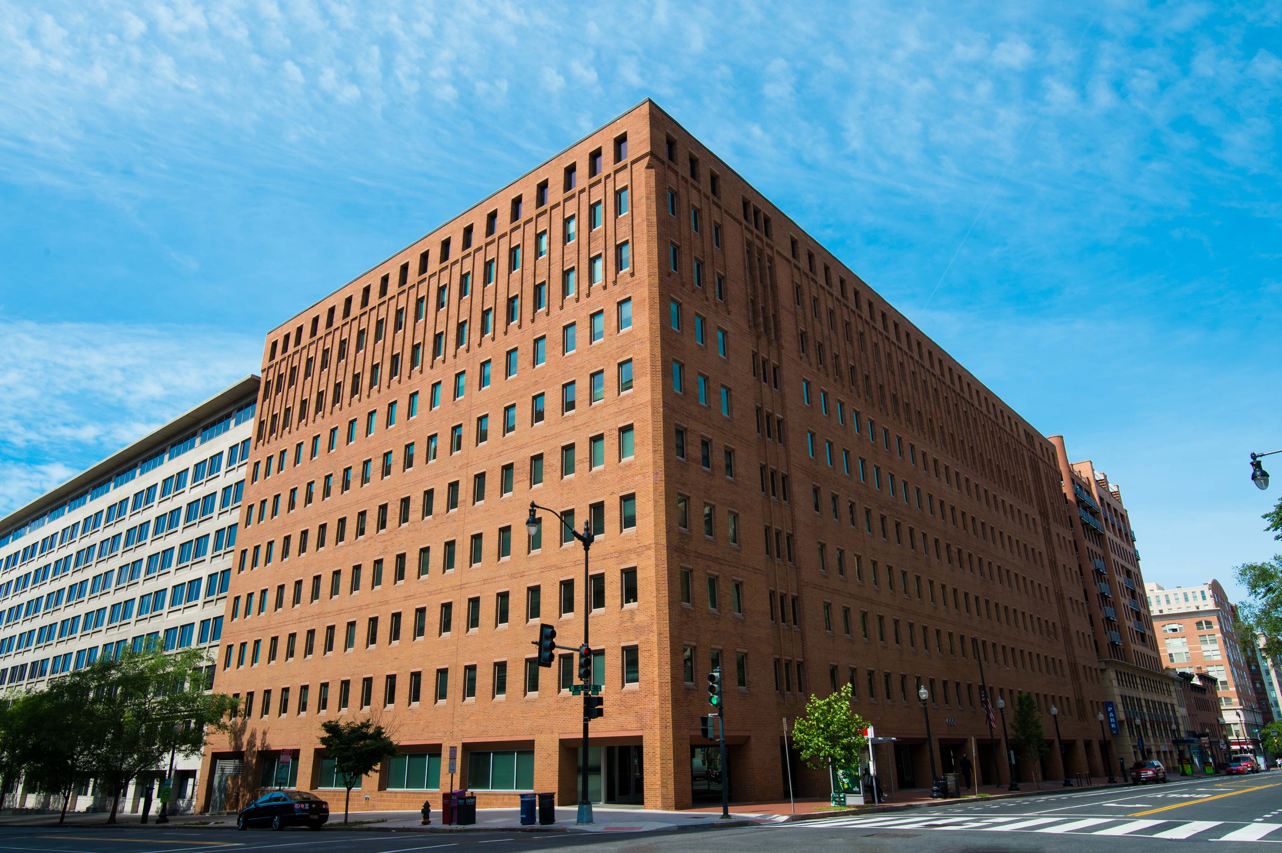 600 E Street, NW; Washington, DC 20004   Developed a 325,000-square-foot office building in northwest Washington, DC in 1972.