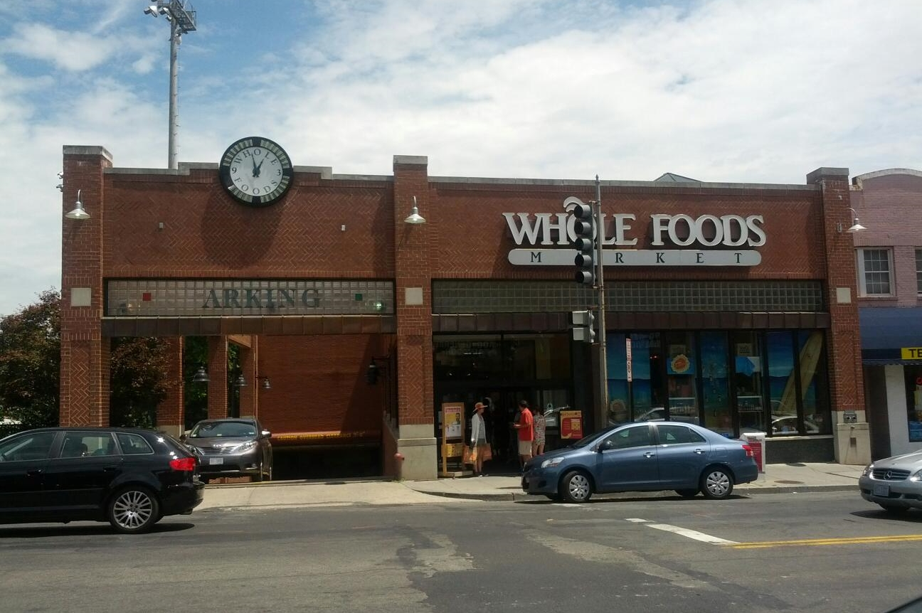 2323 Wisconsin Ave, NW; Washington, DC 20007   Developed 125,000-square-foot for an upscale supermarket in northwest Washington, DC in 1986.
