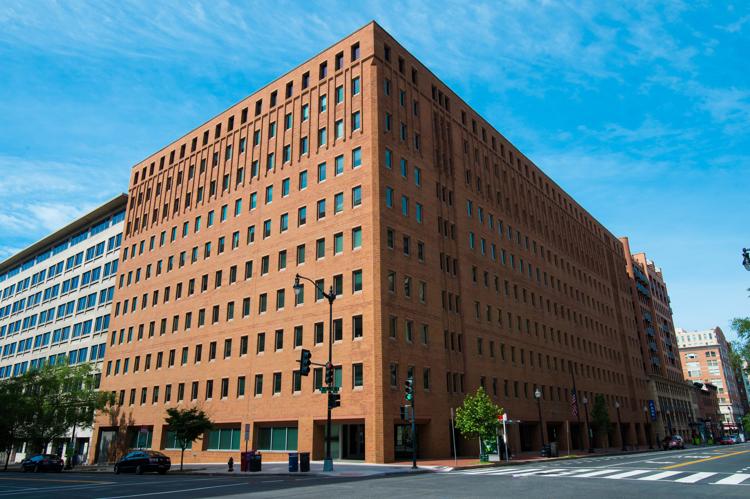 600 E Street, NW; Washington, DC 20004