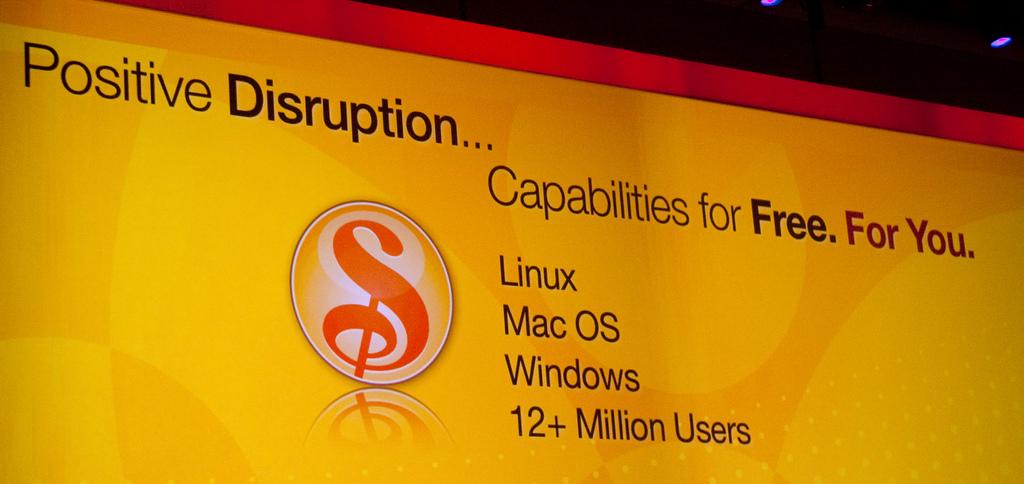 Positive Disruption, by John Roling on Flickr
