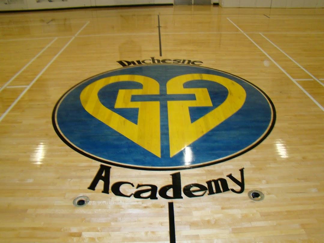 Duchesne Academy Basketball Court.JPG