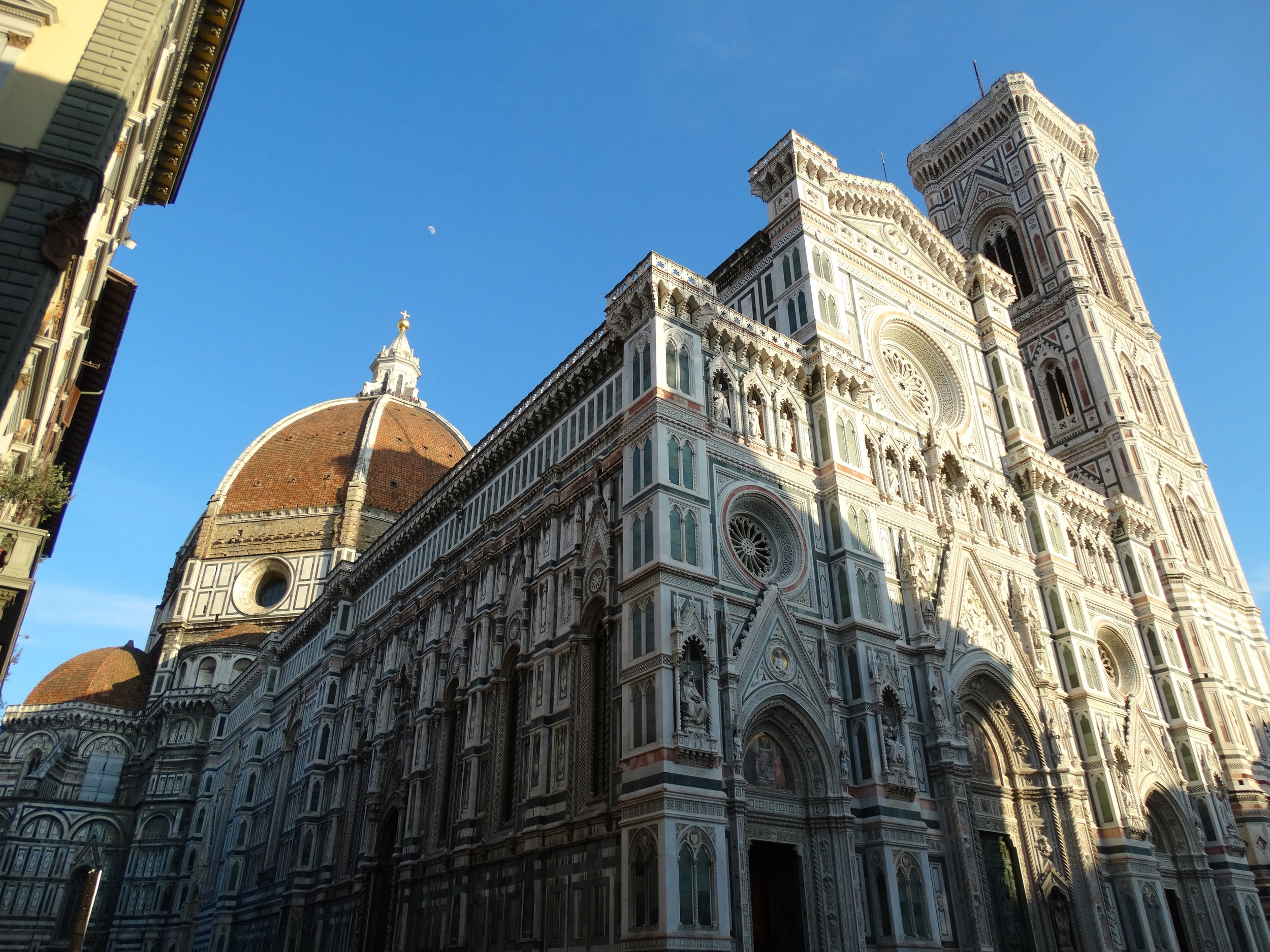 The cathedral of Florence - a wonder