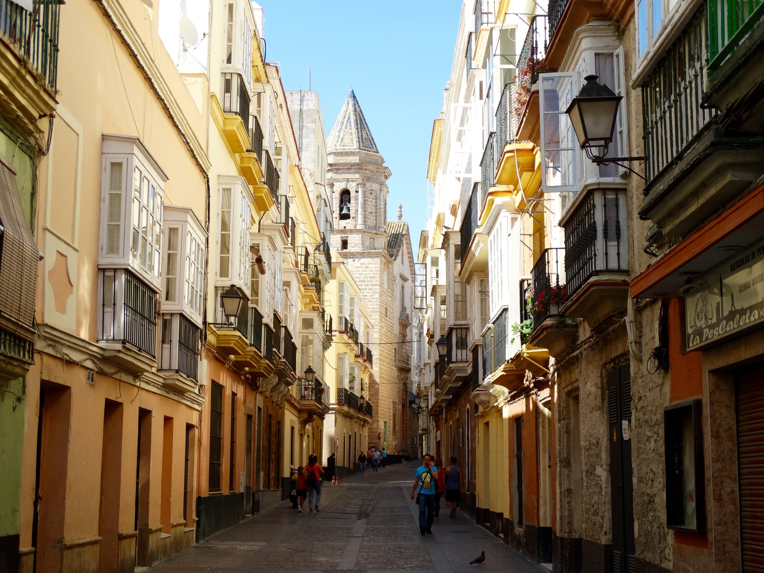 Calle Sagasta