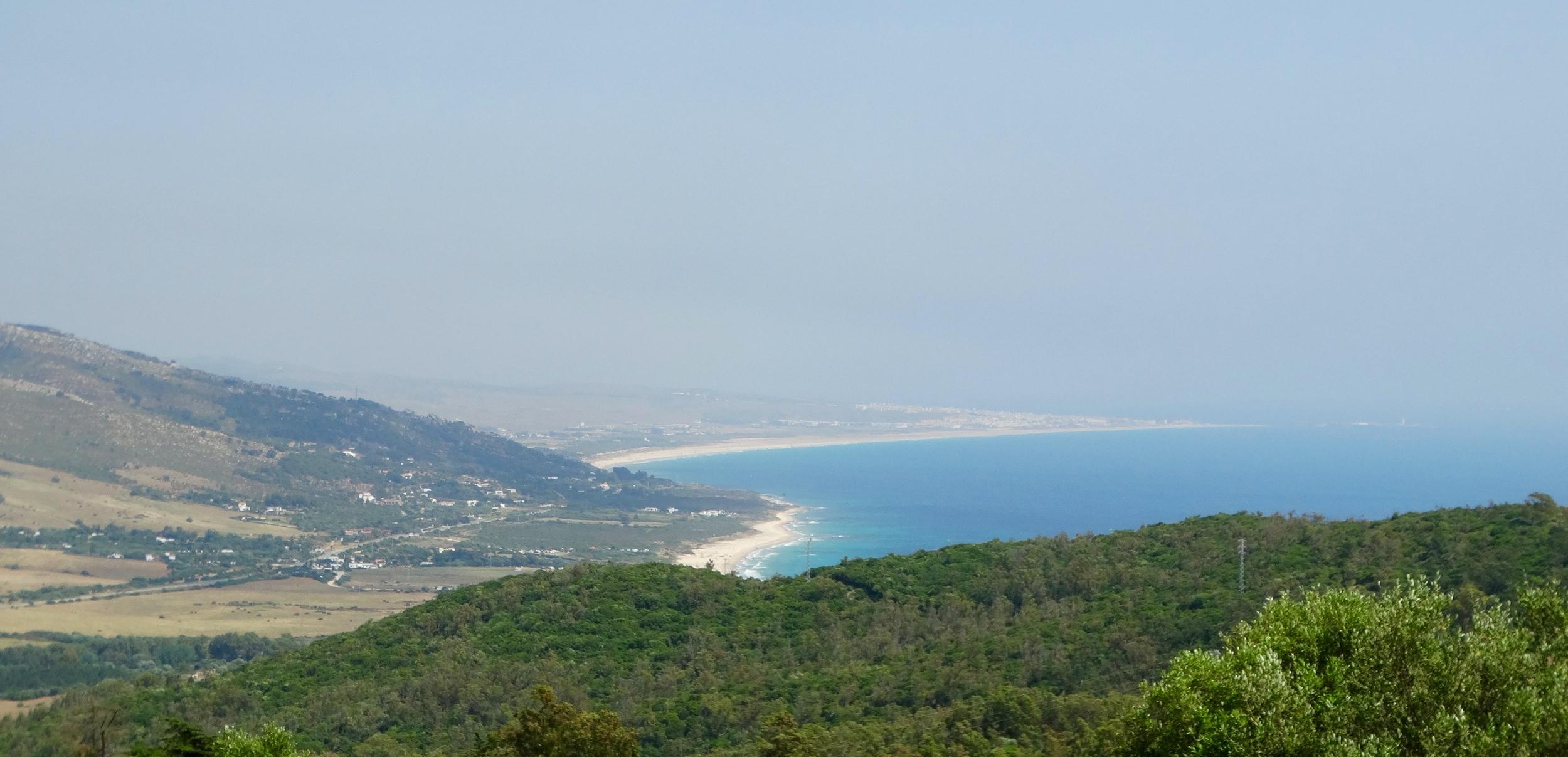 View from El Tesoro