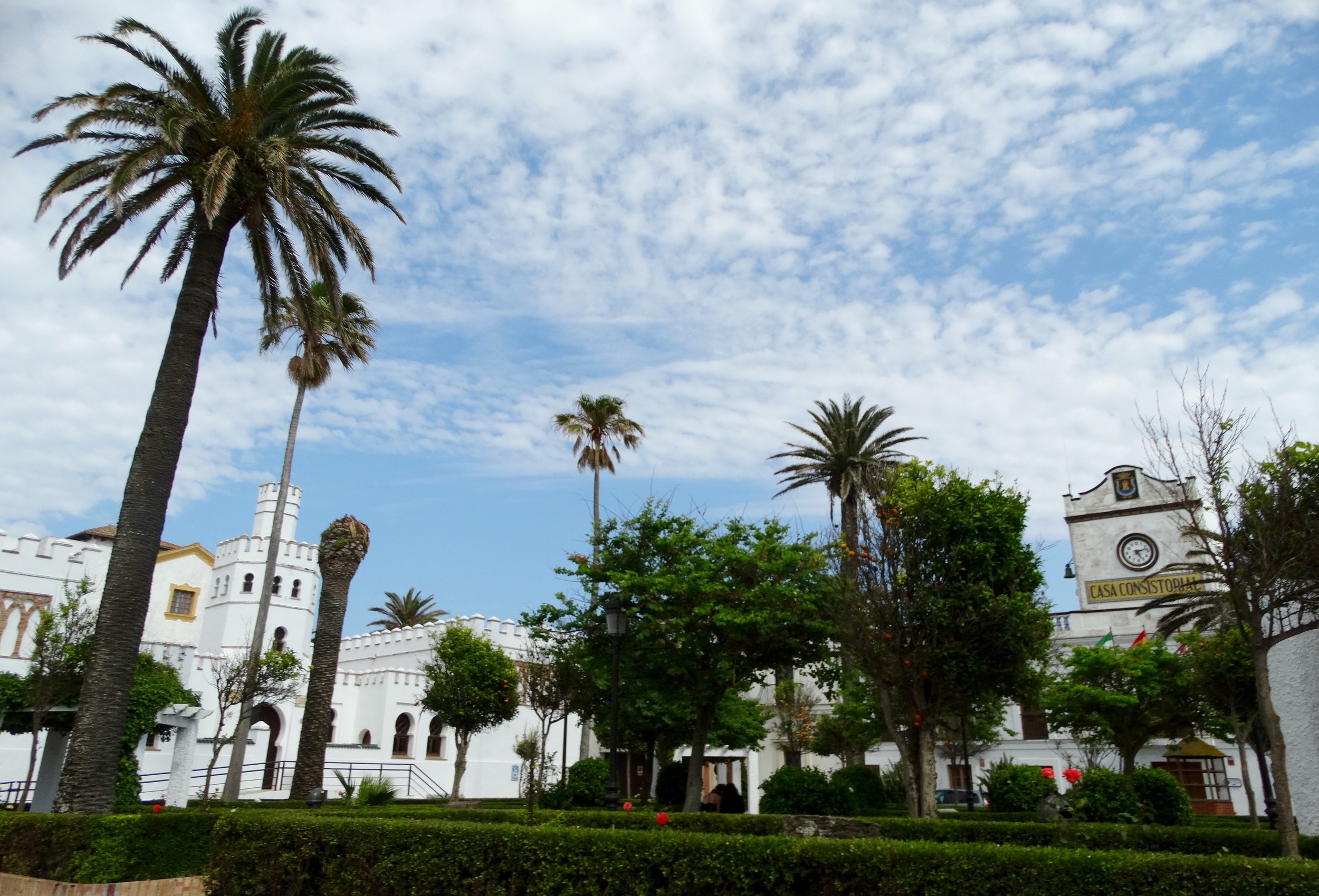 Tarifa's Arabic squares