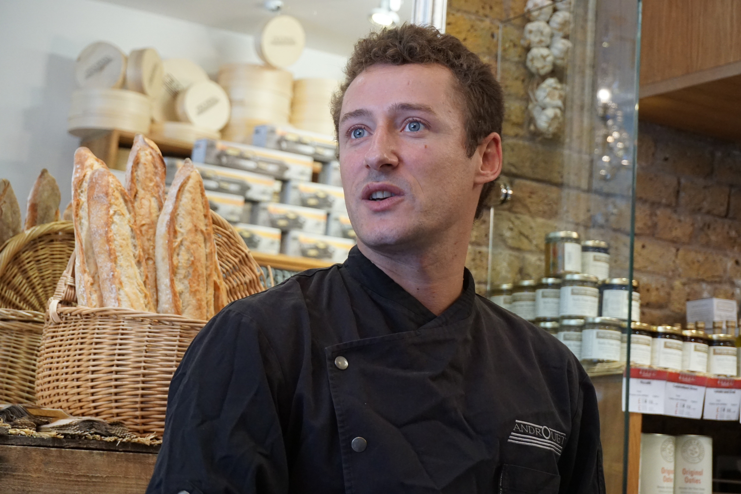 Androuet's cheese expert