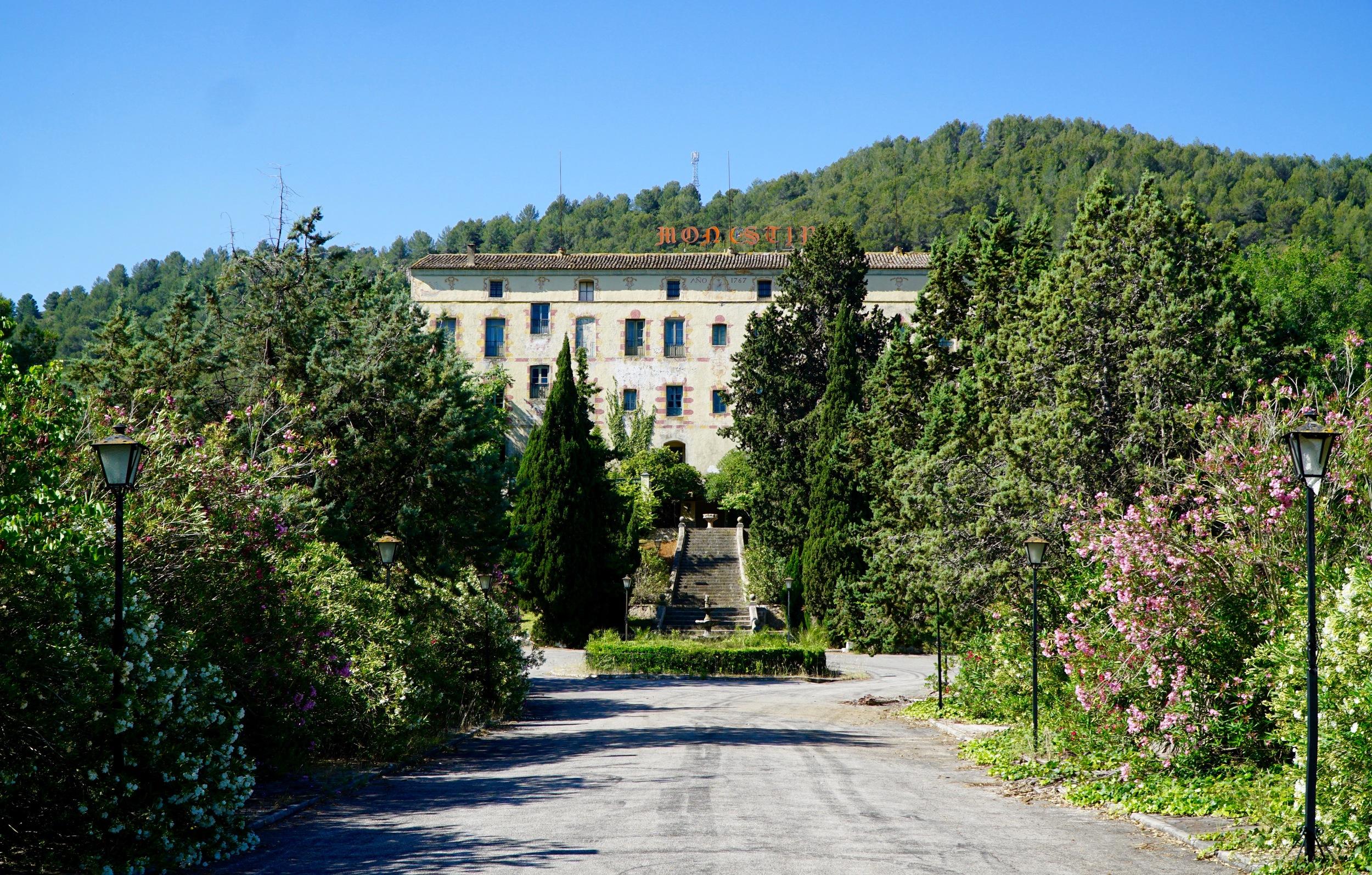 Convento de Aguas Vivas