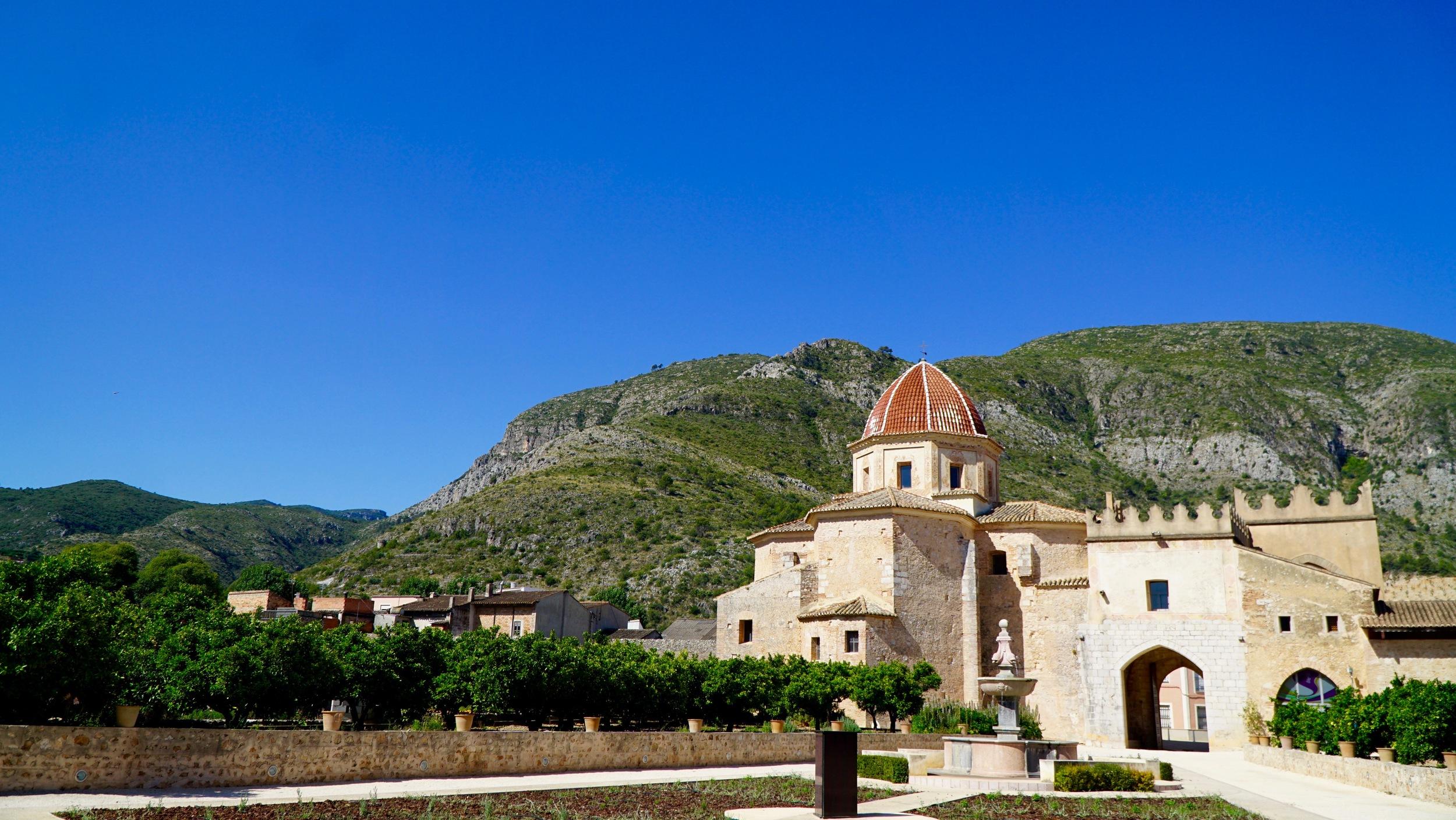 Santa María de la Valldigna