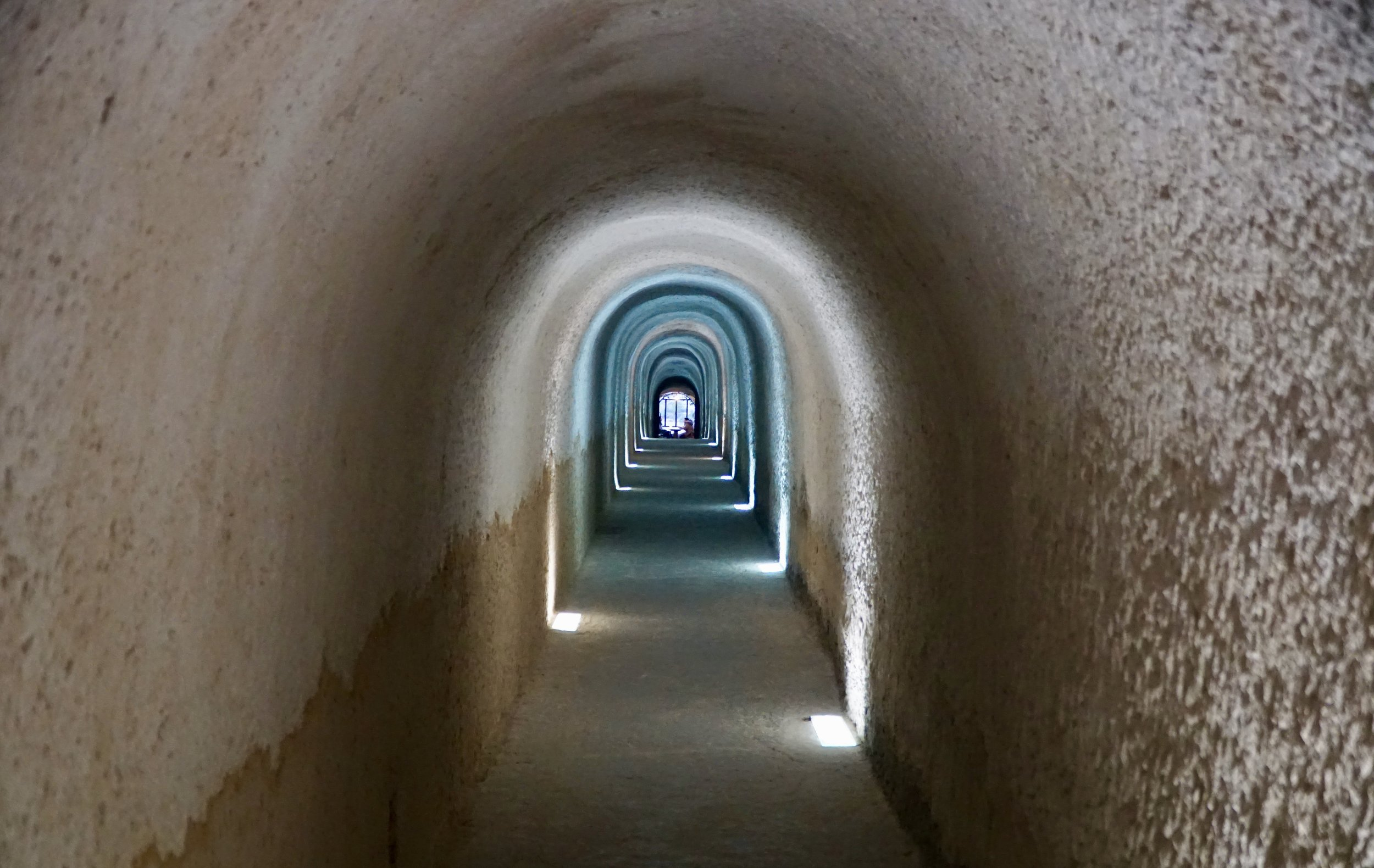 Bar at the end of the tunnel