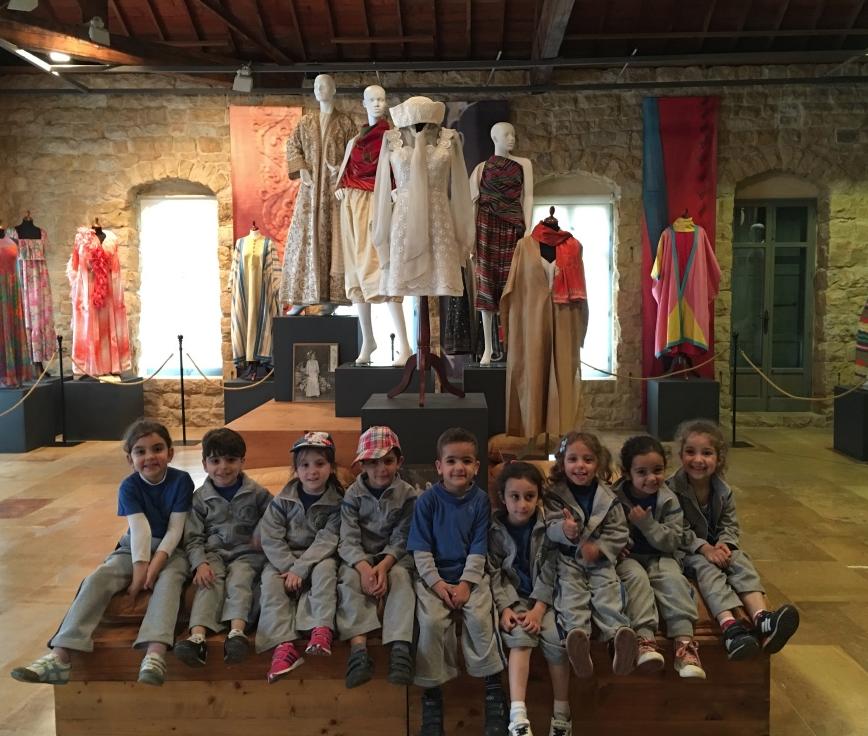"Silk Museum, Lebanon""Filigree Tree"" by Victoria Rees"