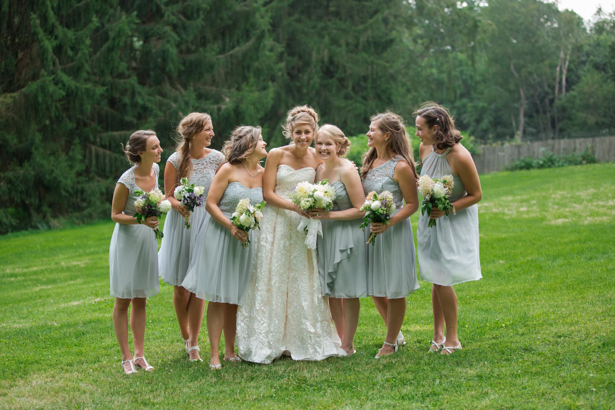 bride-bridesmaids-dundee-farm-wedding