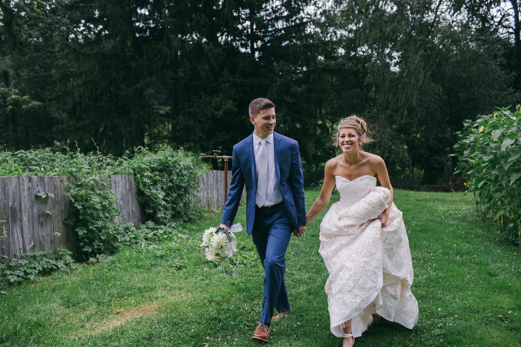 summer farm wedding pittsburgh pa