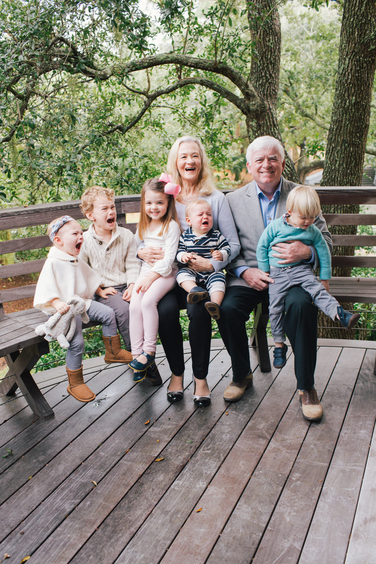 charleston candid family photography on kiawah island grandparents