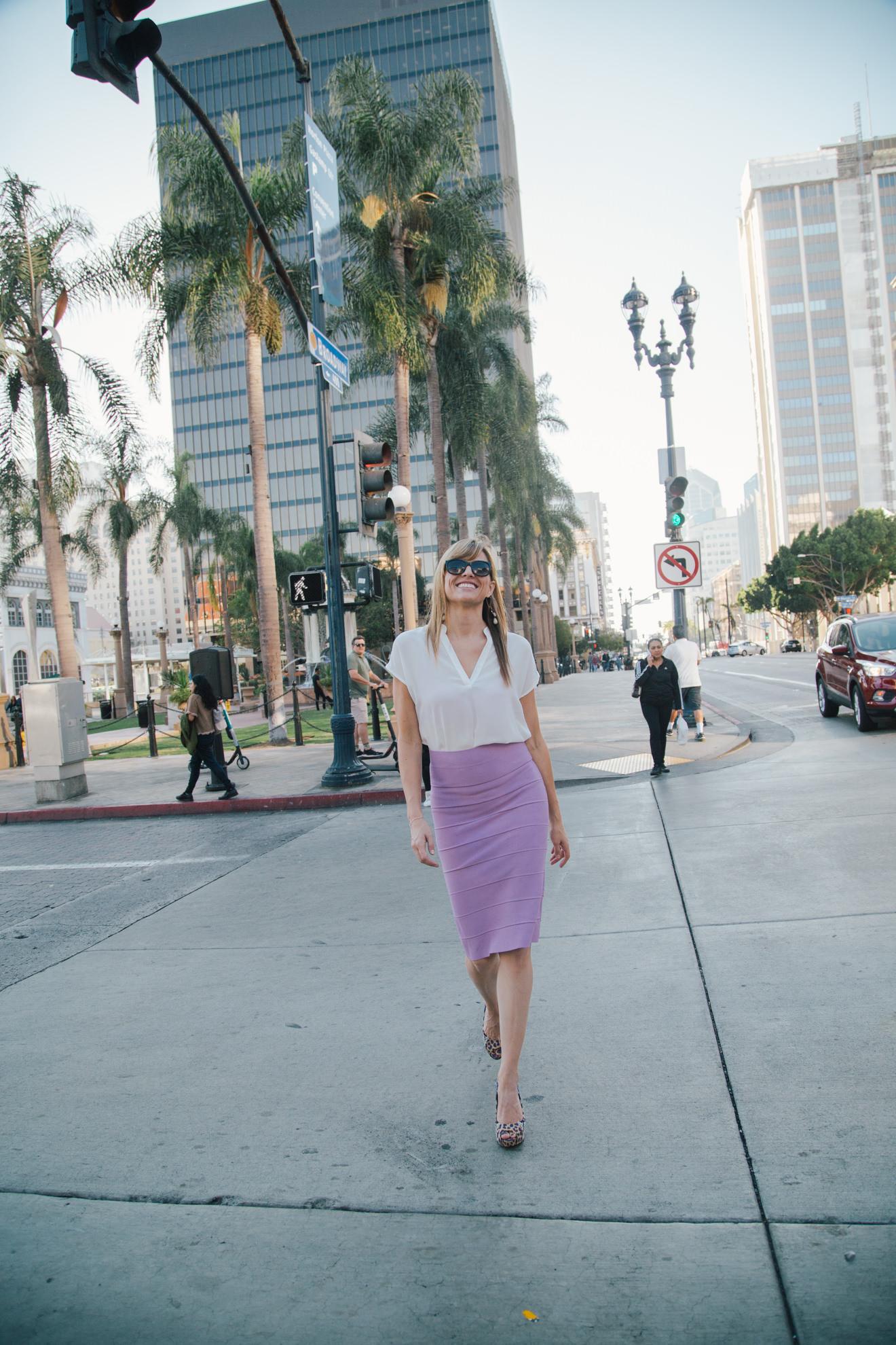 Boss Mom Retreat Dana Malstaff Gaslamp Quarter downtown San Diego