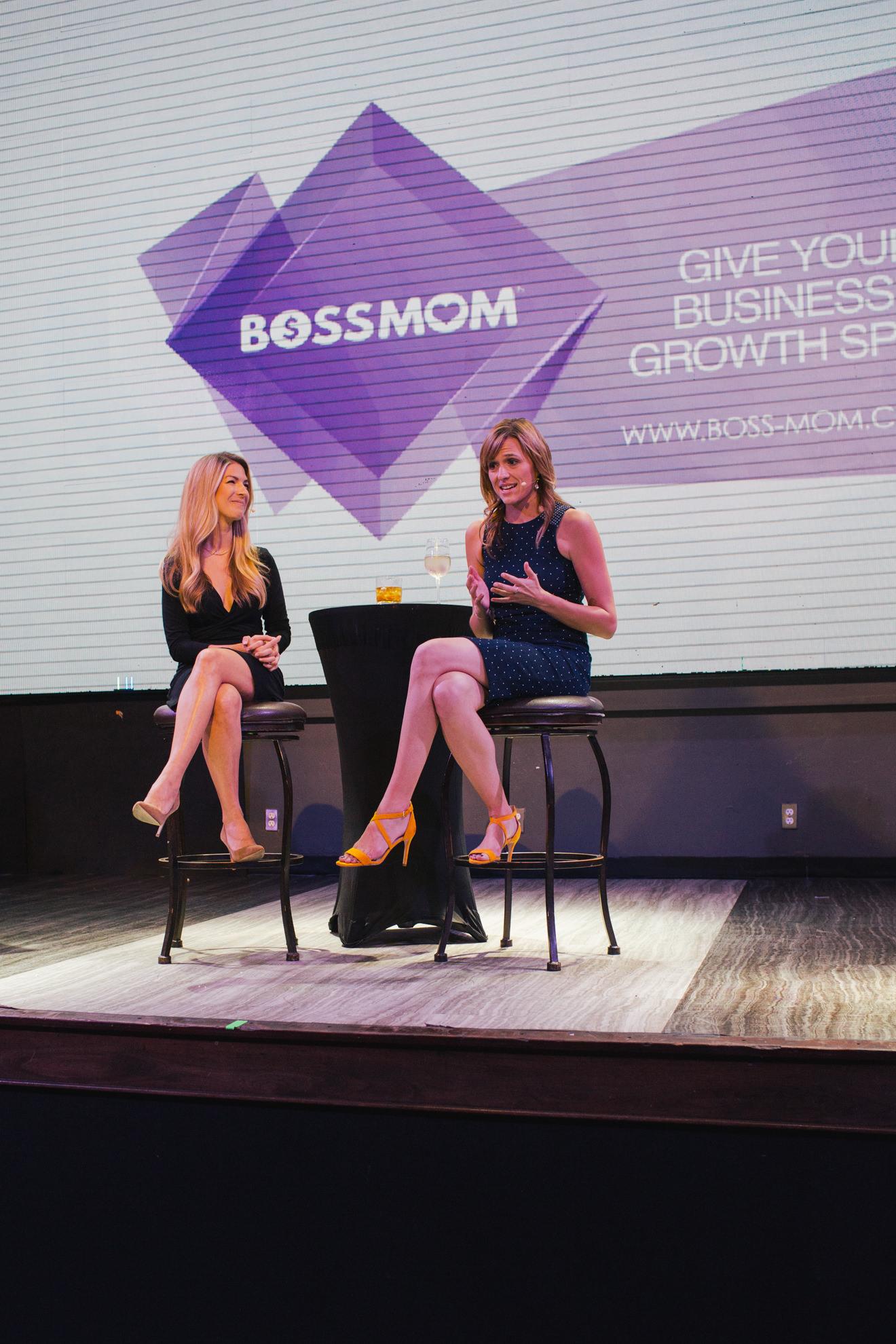 Kelsey Murphy Whiskey and Work speaker Boss Mom Retreat 2018 San Diego