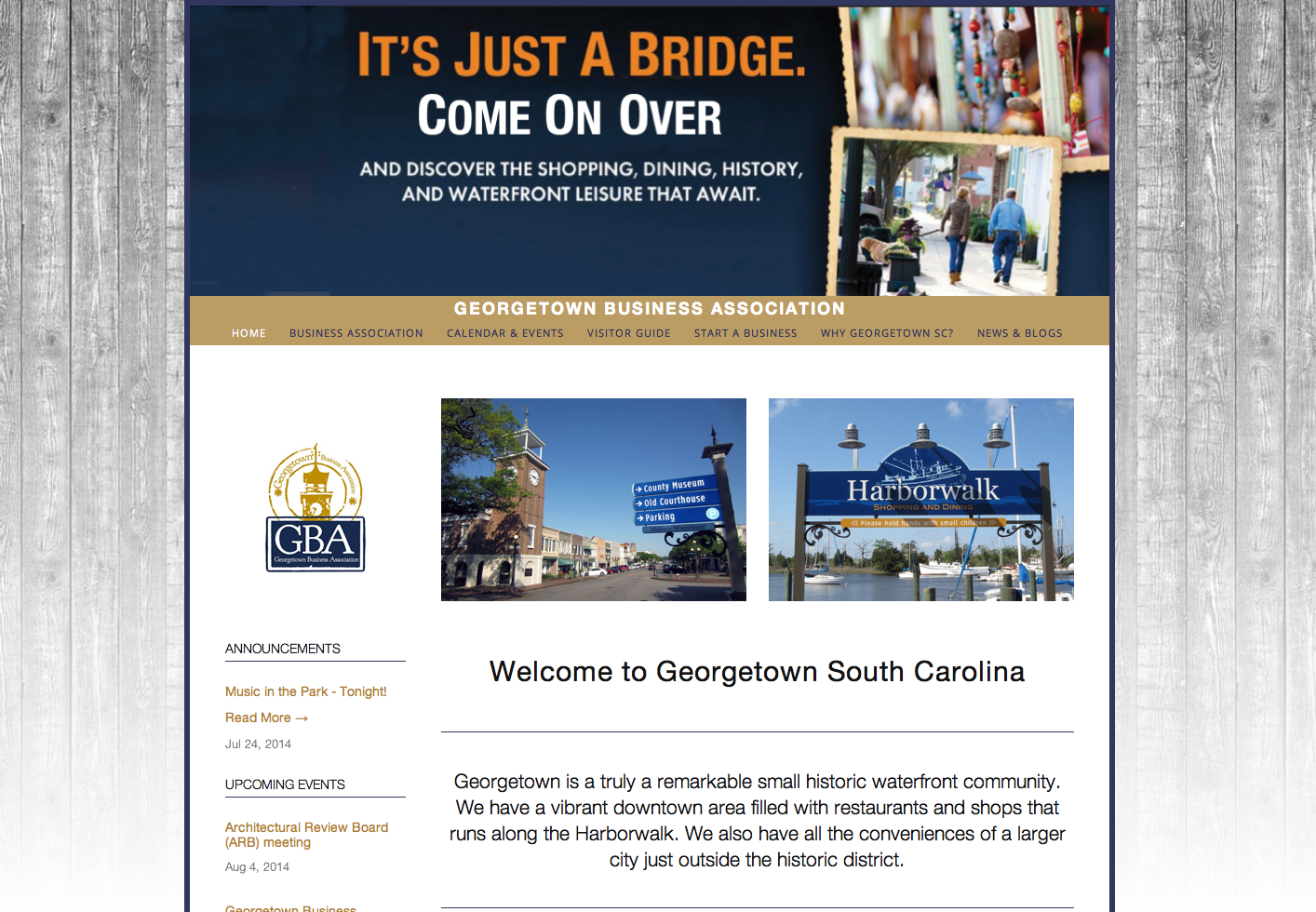 Georgetown Business Association