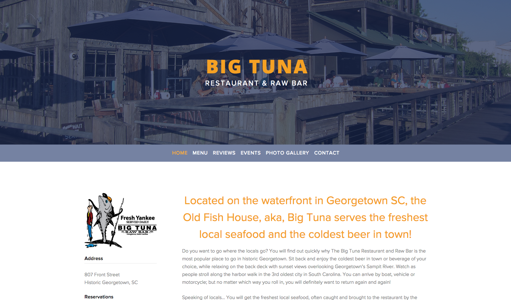 Big Tuna Raw Bar