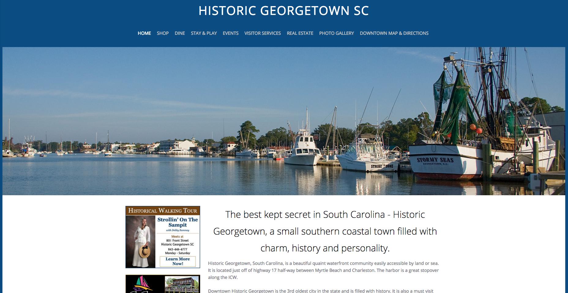 Historic Georgetown SC