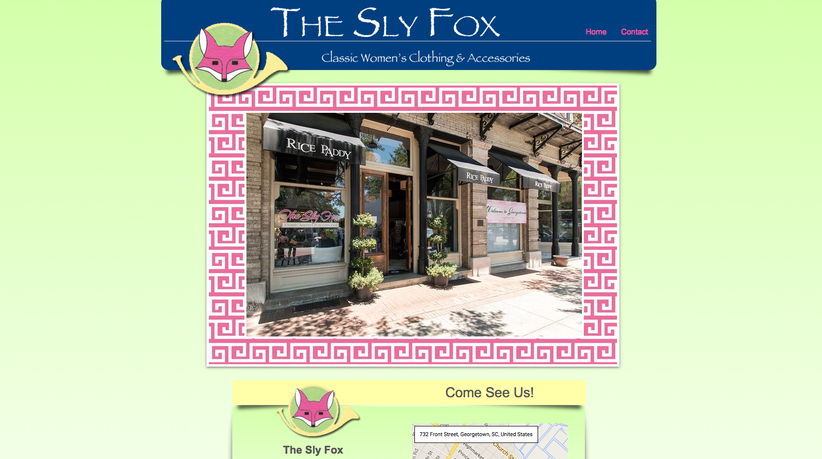 The Sly Fox - Georgetown