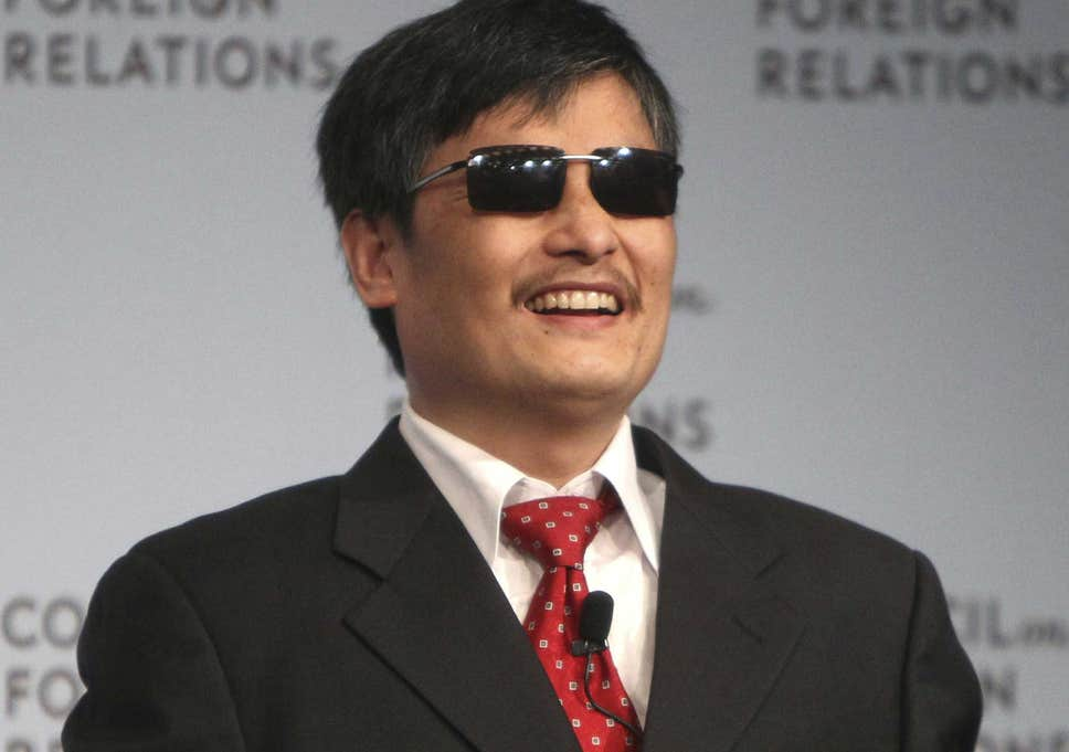 Lecture by Author and Activist Chen Guangcheng -