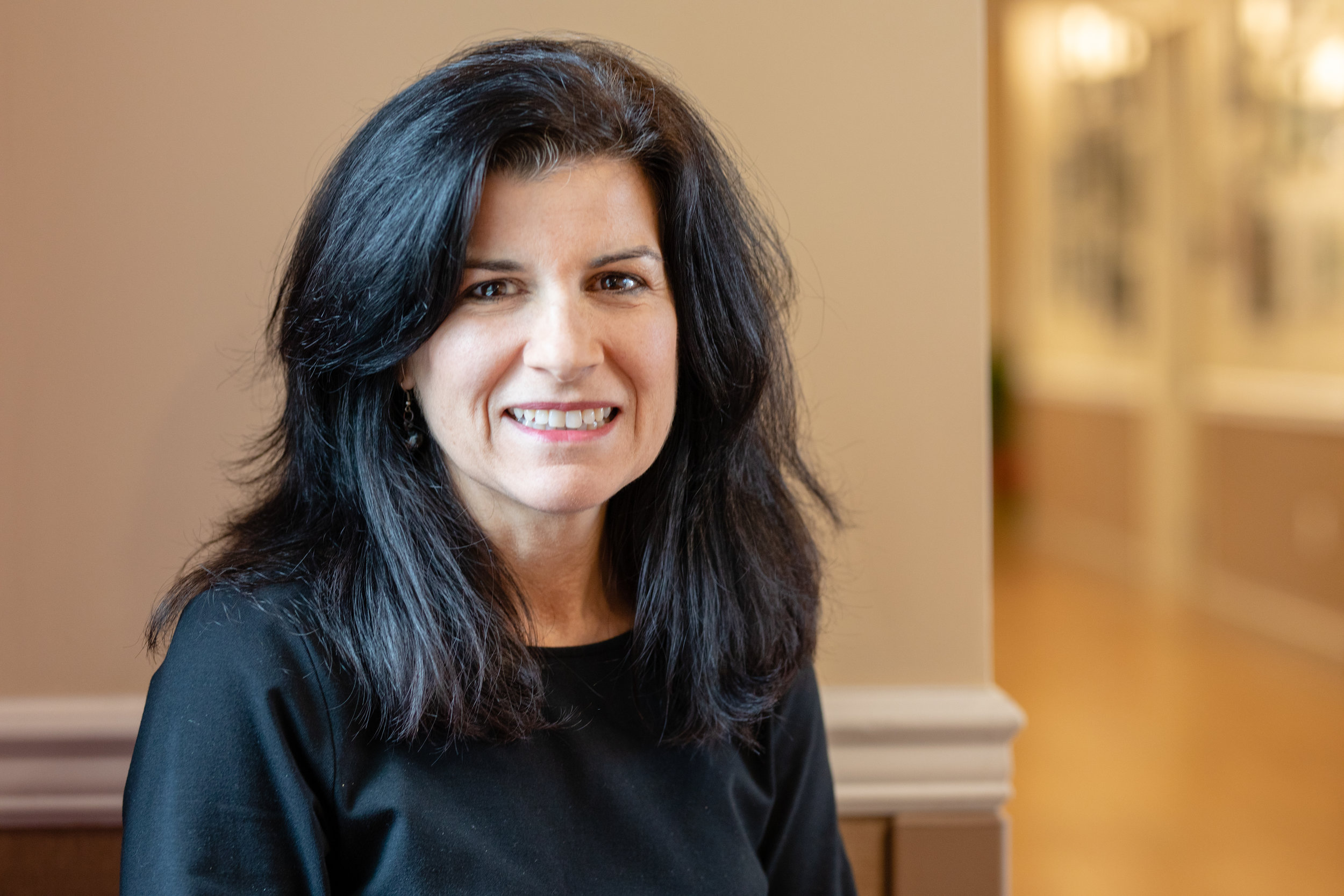 """""""The Confident You"""" - with Miriam Buono, Oakcrest SchoolMiriam has over 30 years of experience in marketing, management, and sales. Join this lunch session if you want to learn more about working and speaking with confidence!"""