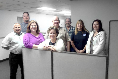 We're here for you! UCEC's Technical and Operational Support Team.
