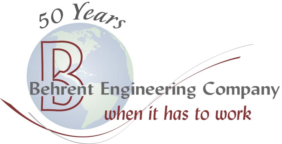 Behrent-engineering-company-logo
