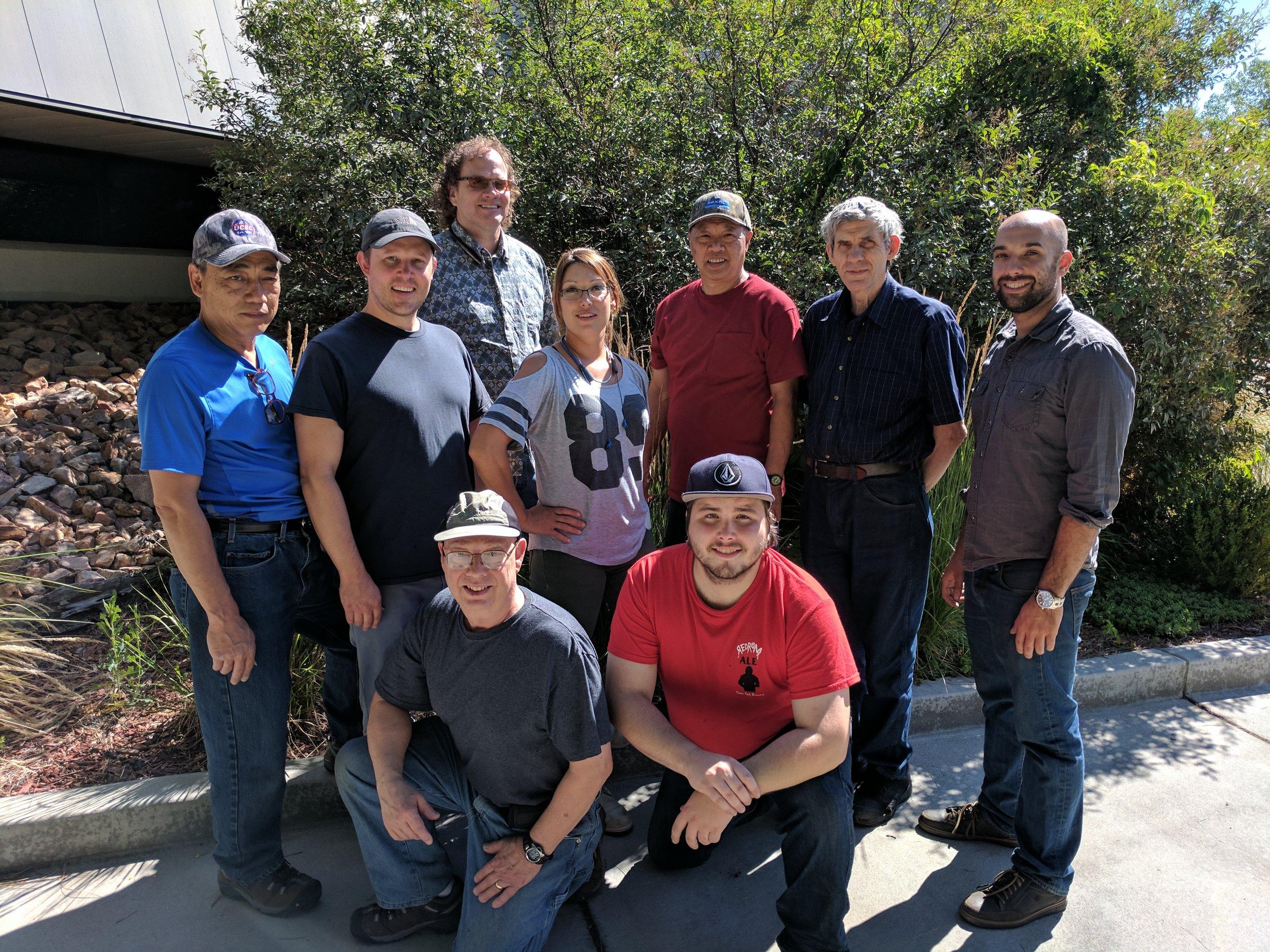 UCEC's Wiring Team