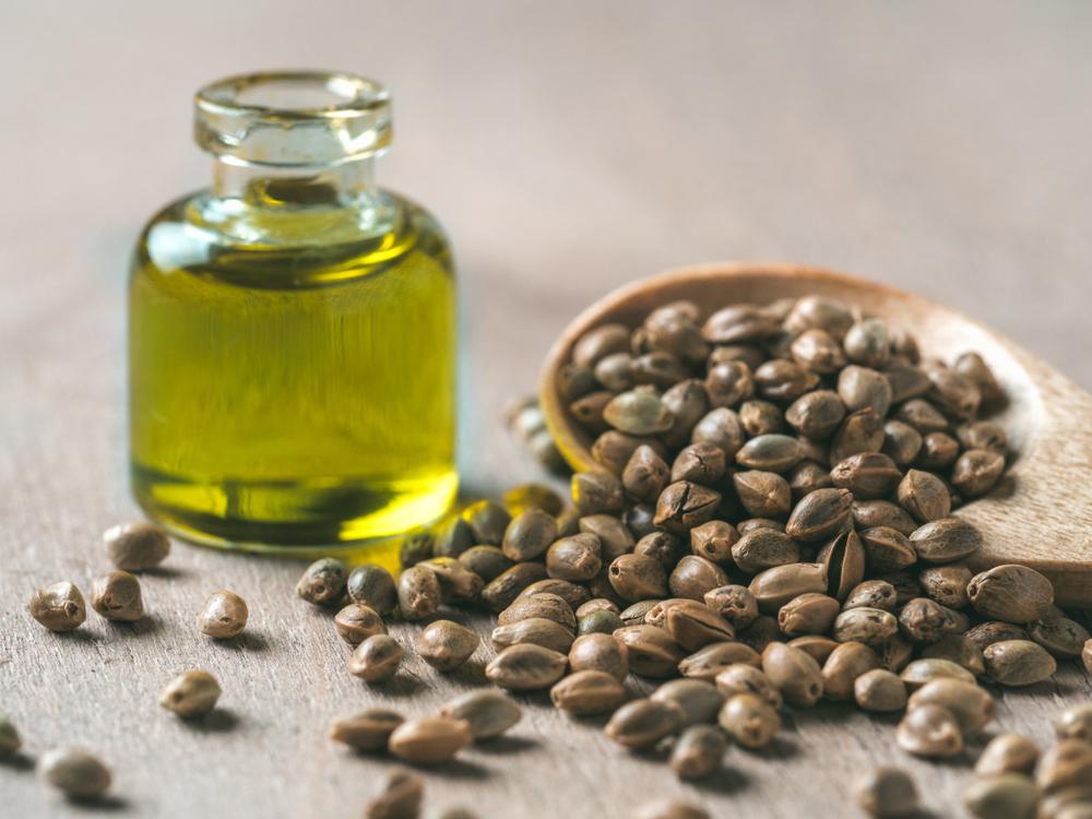 industrial hemp and hemp oil