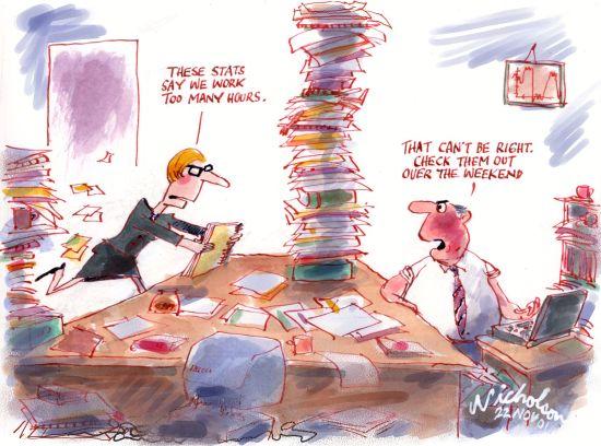 "Cartoon by Nicholson from ""The Australian"" newspaper: www.nicholsoncartoons.com.au"