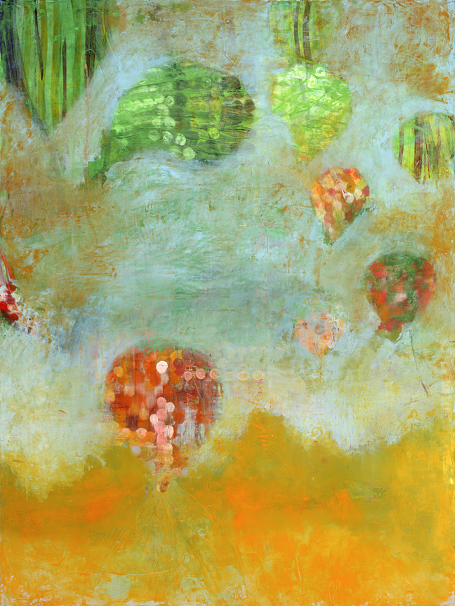 Chariots,  2012  oil on canvas, 40 x 30 inches