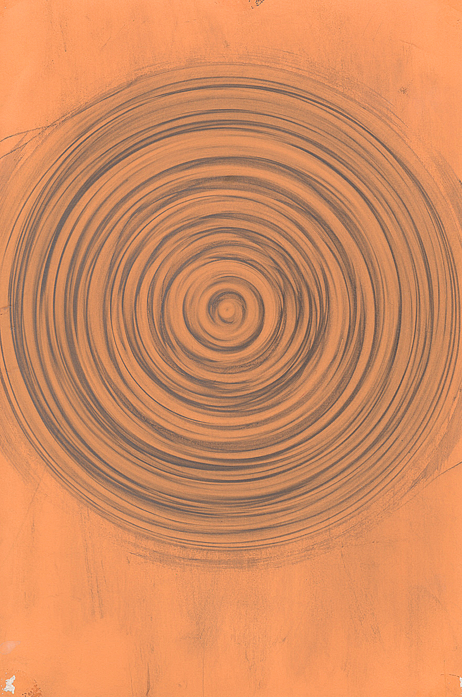 flowchart 16,  2012  graphite on paper, 7 x 5 in