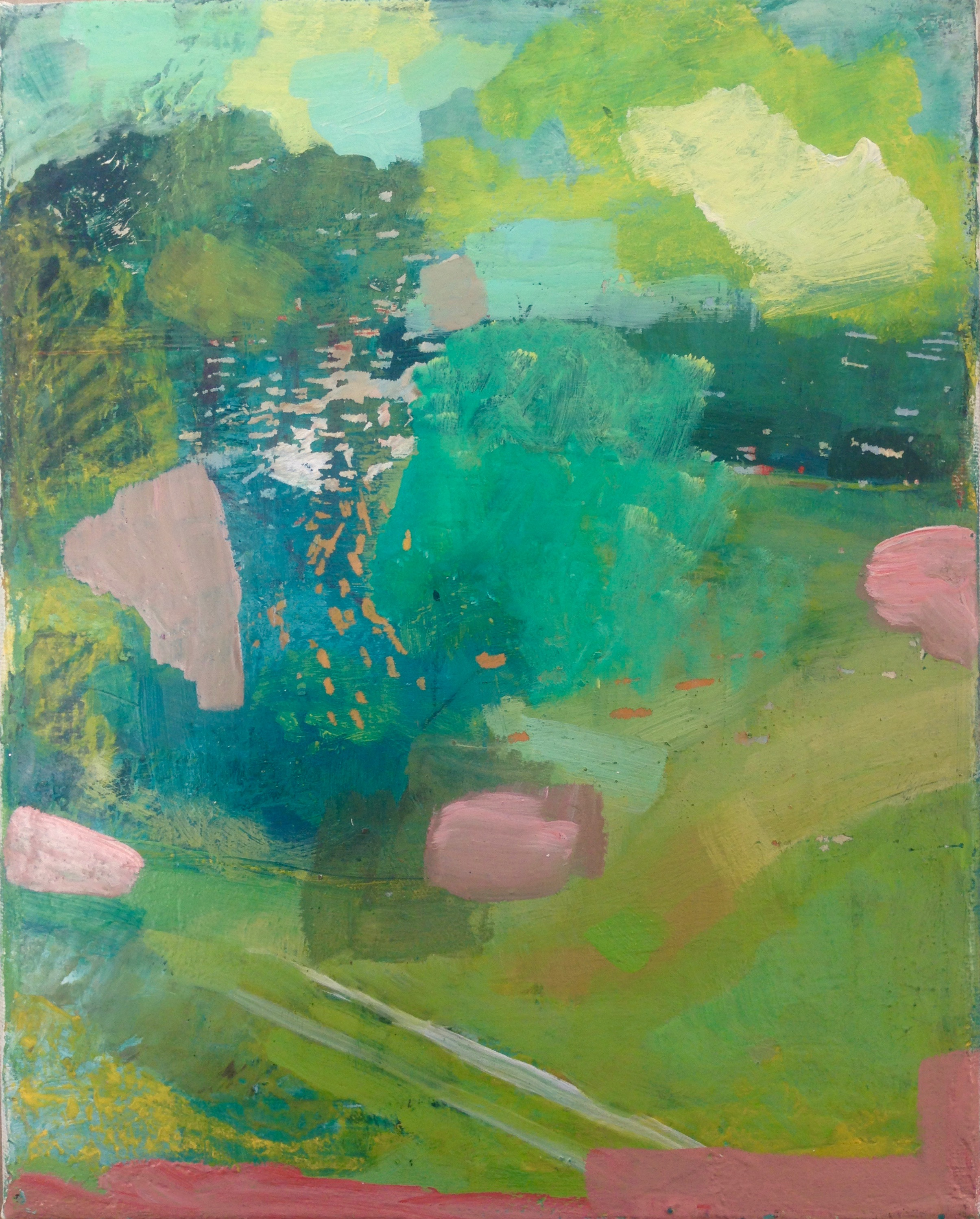 "sl9, 2017, oil on canvas, 10"" x 8"""