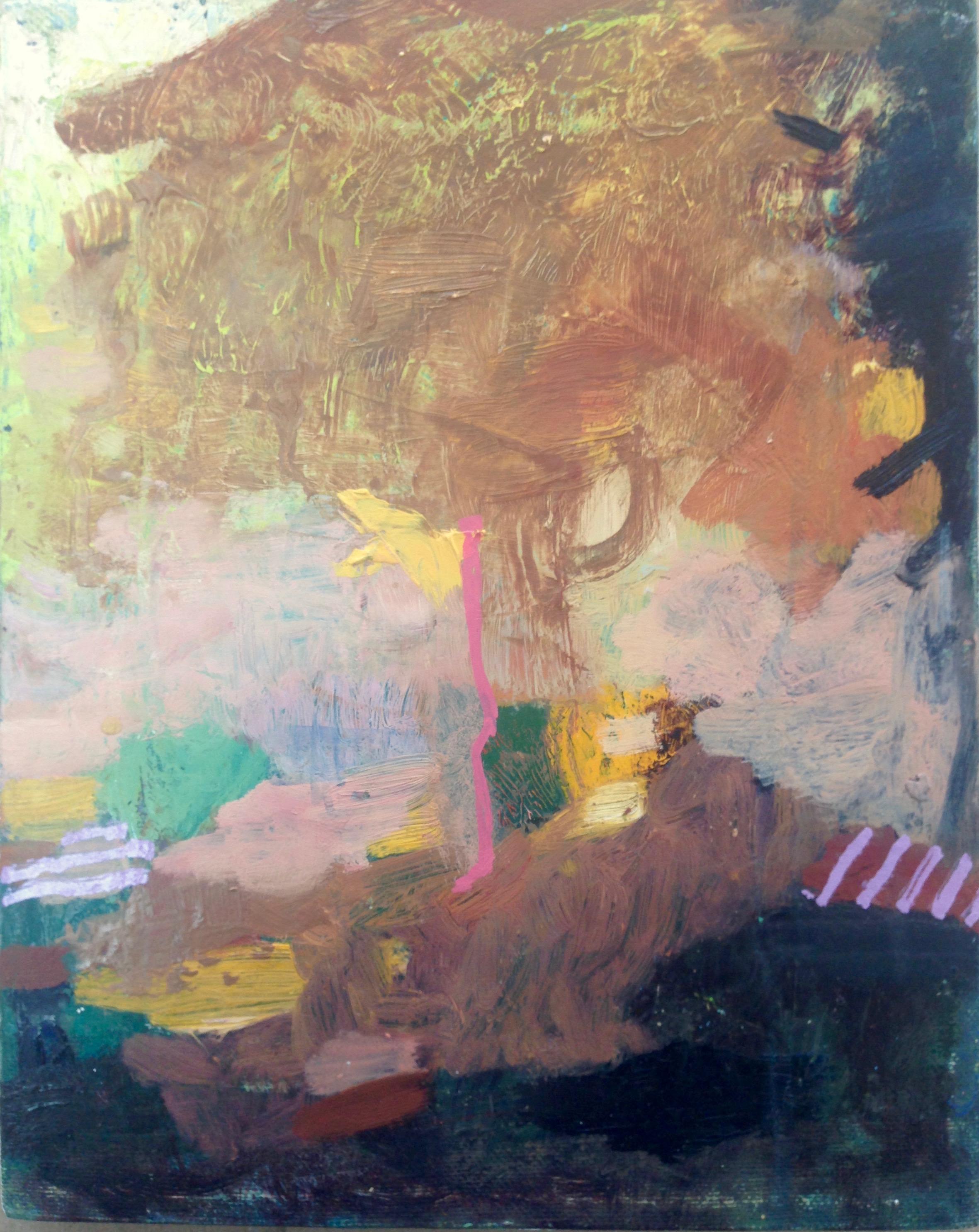 "sl6, 2017, oil on canvas, 10"" x 8"""