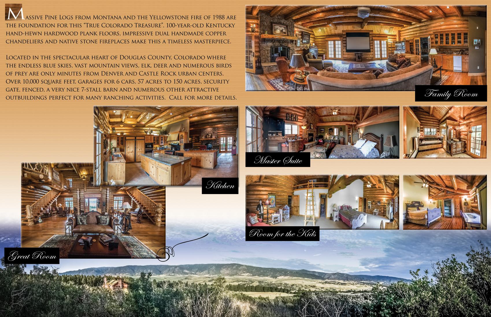 Inside 11x17 Brochure Design